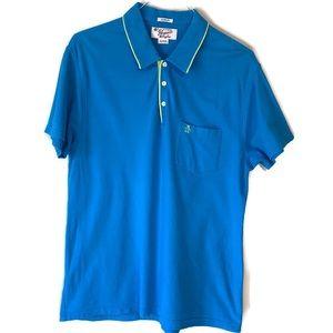 Original Penguin Mens Classic Fit Polo Shirt, XL